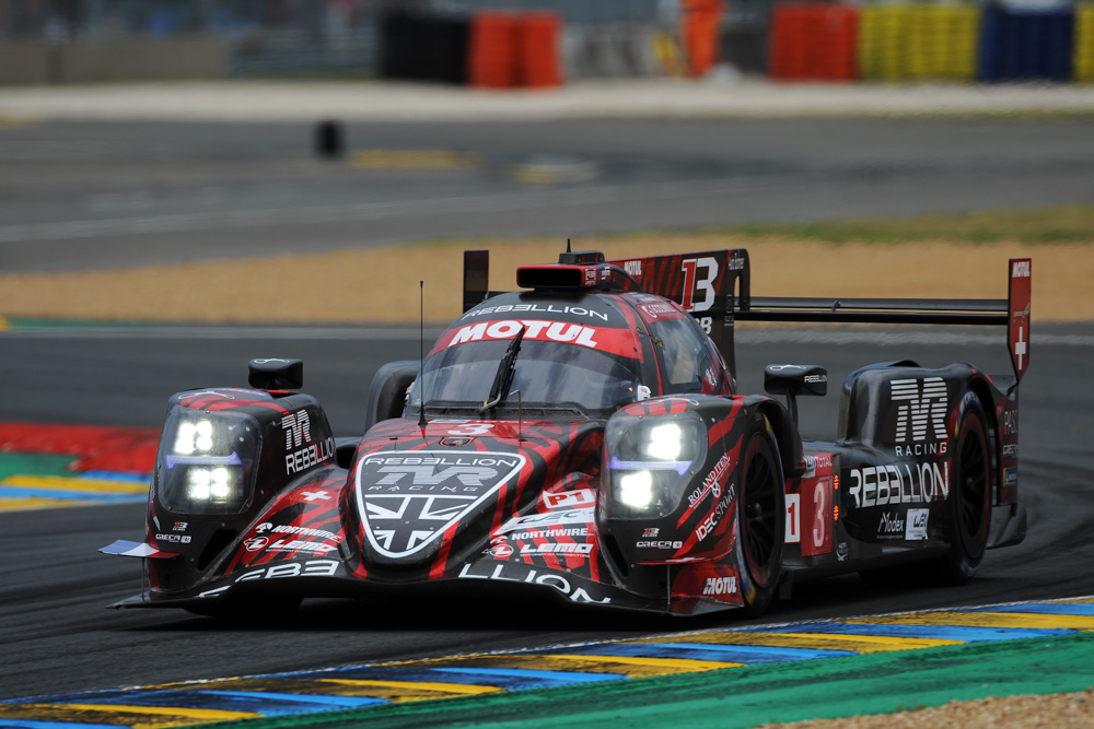 Le mans 24 hours preview part 4 lmp1 - Rebellion r13 ...