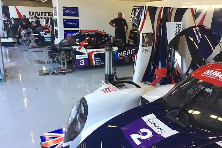 Erdos Returns To ELMS Action With Grist & Boyd in United Autosports LMP3 Ligier
