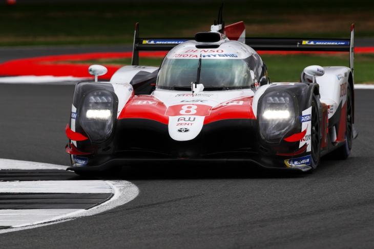 [WEC] 丰田两台赛车、保时捷91号赛车因赛后车检不通过被取消成绩