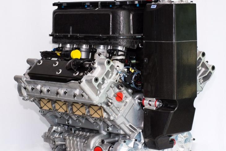 [WEC] Gibson引擎仅两年便达一百万公里里程