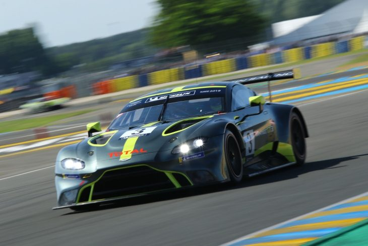 Aston Martin Confirms First Sales Of New Gt3 Gt4 Vantages