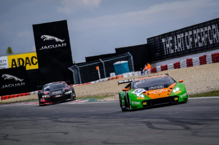 63 Grasser Lambo Disqualified From Nurburgring Weekend