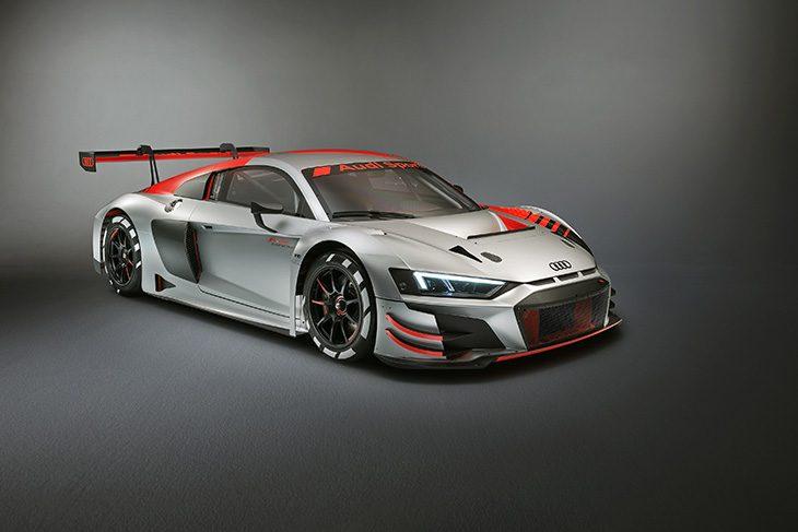 2019 Audi R8 Lms Gt3 Unveiled Dailysportscarcom