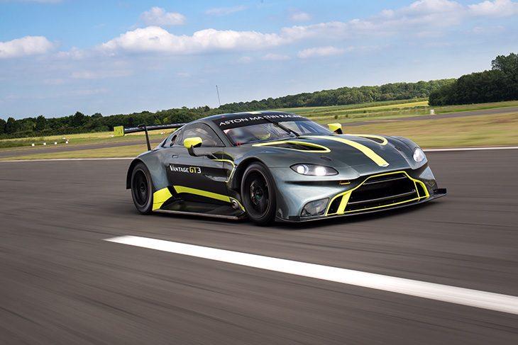 Lamborghini & Aston Martin GTD Efforts Coming Together