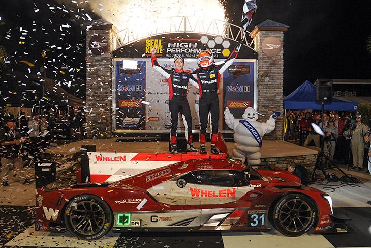 [IMSA] 赛百灵12小时:凯迪拉克31号车组夺冠