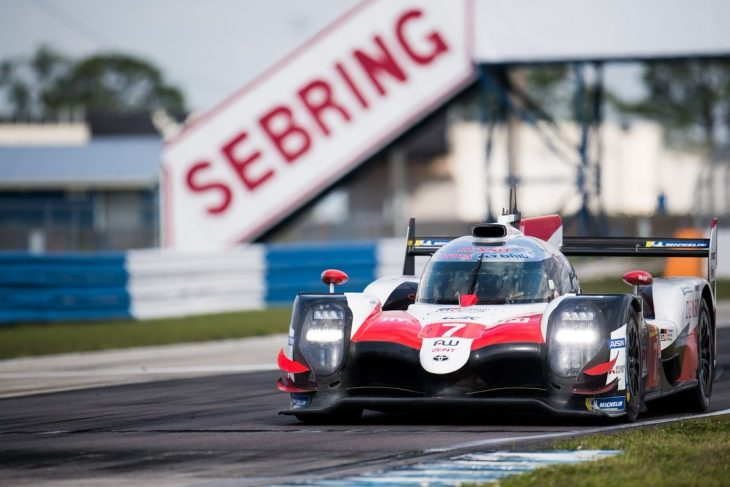 1000 Miles Of Sebring Preview
