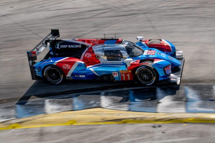 Vandoorne For SMP Racing For Spa & Le Mans