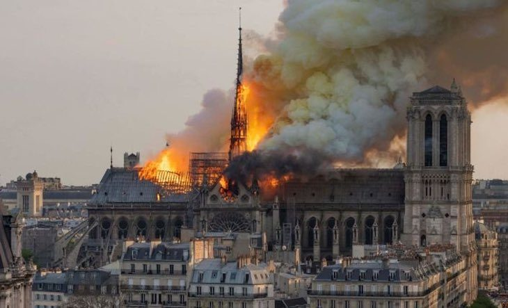 Investigators Think Electrical Short-Circuit Might Have Caused Notre Dame Cathedral Fire
