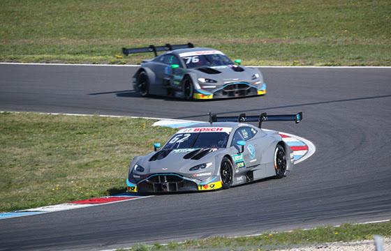 DTM Notebook: R-Motorsport Astons Test, Fittipaldi Joins WRT