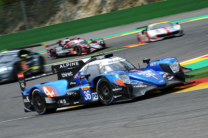 Four stars of the 2019 Le Mans 24 Hours