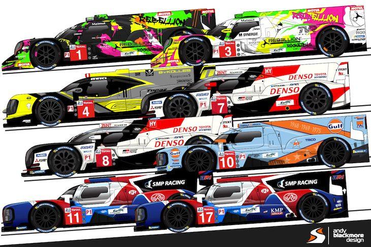 Le Mans 24 Hours Preview: Part 4, LMP1 – dailysportscar.com