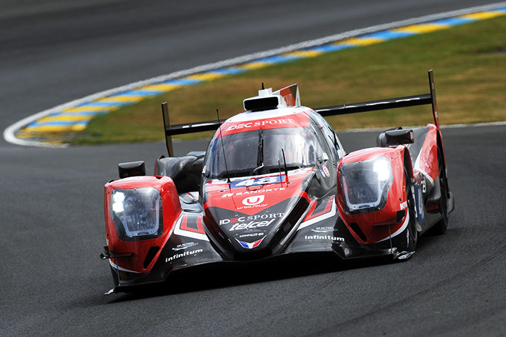 Toyota takes pole position for Le Mans