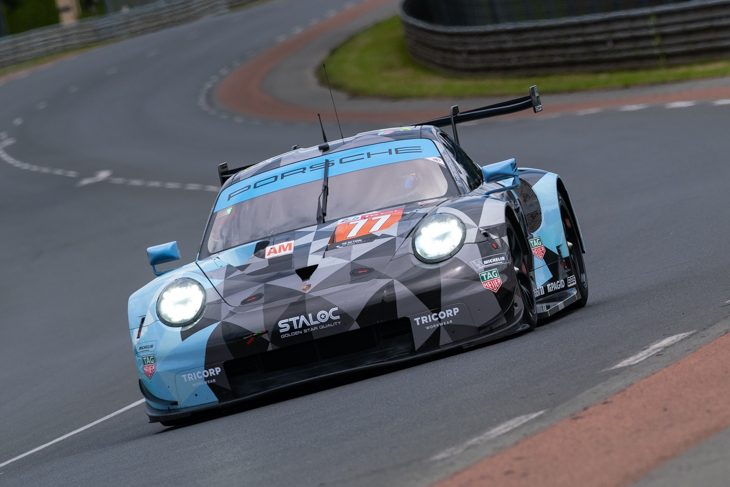 Le Mans 24 Hours: Hour 5, As It Happened, Dempsey versus Keating in
