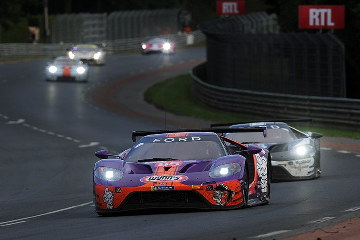 Keating & Ford React To #85's Post-Le Mans Disqualfication