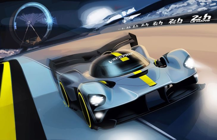 The Aston Martin Valkyrie Is About To Get Even More Extreme