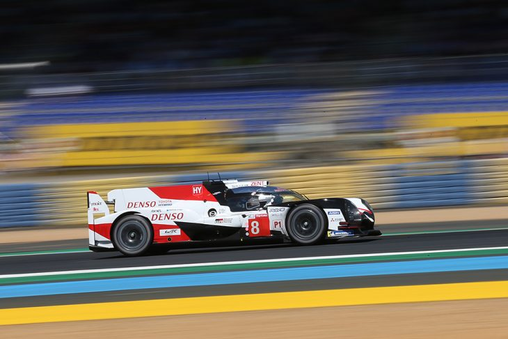 Alonso takes second Le Mans win and title with Toyota