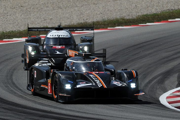 Team LNT Announce Ginetta LMP1 Crews For Silverstone WEC Opener