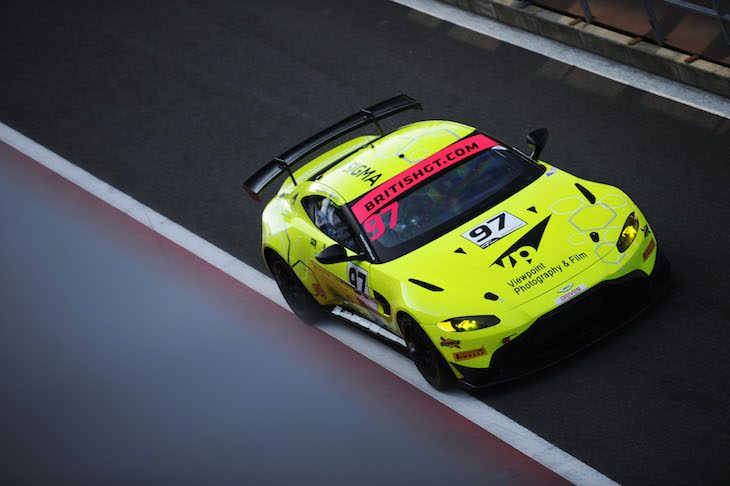 Aston Martin Racing Driver Academy Returns For 2020 Dailysportscar Com