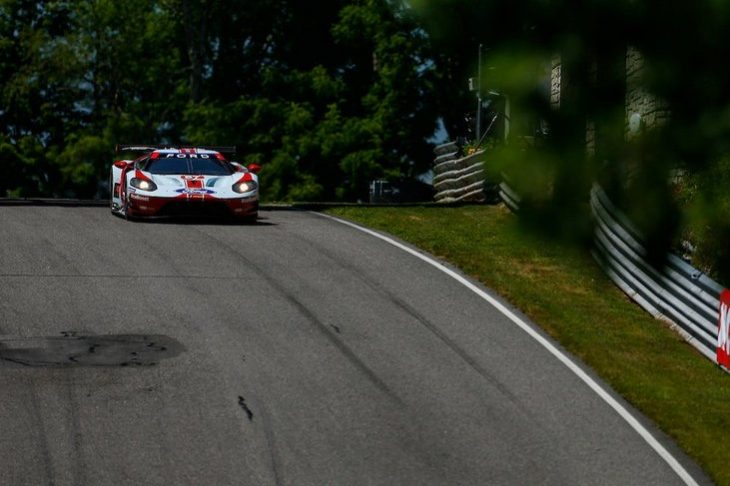 Westbrook Powers Ford To Lime Rock Win – dailysportscar.com