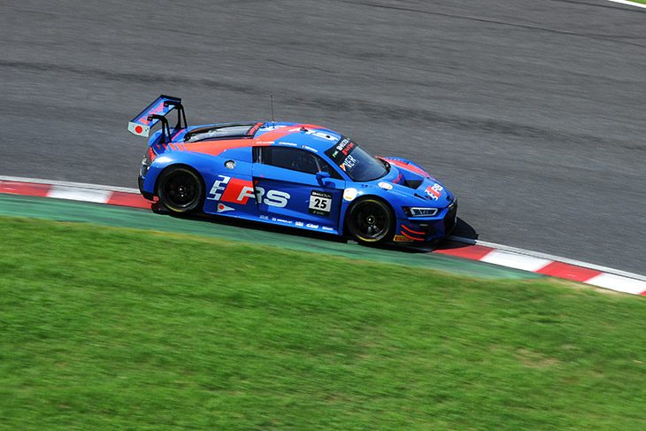 Suzuka 10 Hours: Audi Sport Team WRT Take Dominant Win