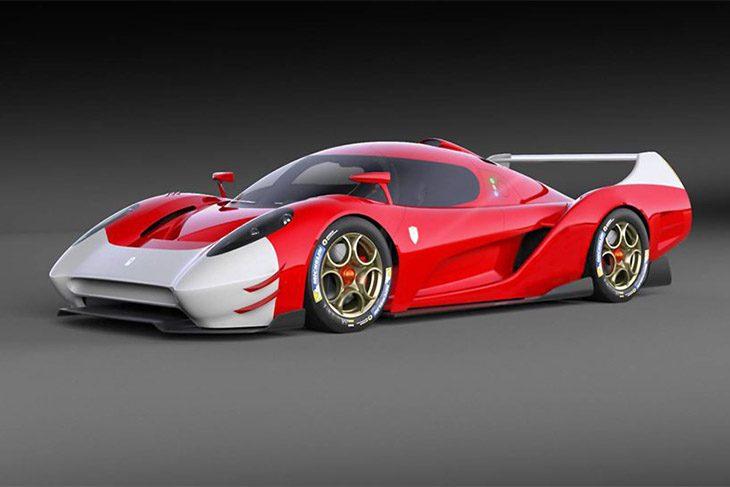 Glickenhaus Releases Renders Of 'Hypercar Prototype'