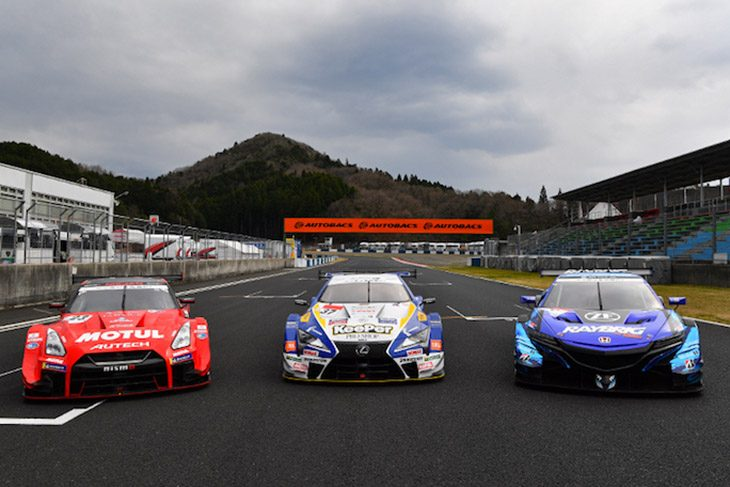 Super GT's DTM Finale Entrants Confirmed