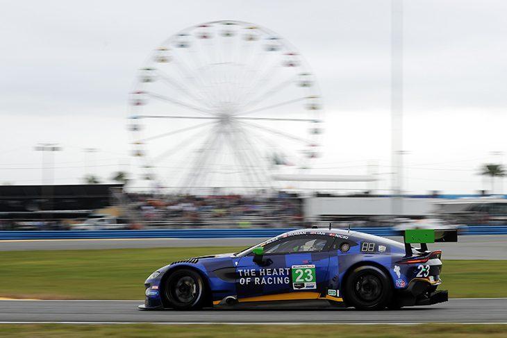 Heart Of Racing Confirm Gtd Return With Aston Martin Dailysportscar Com