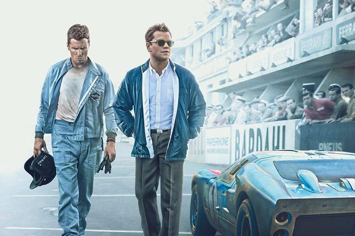 Ford Vs Ferrari Le Mans 66 Wins Pair Of Academy Awards Dailysportscar Com