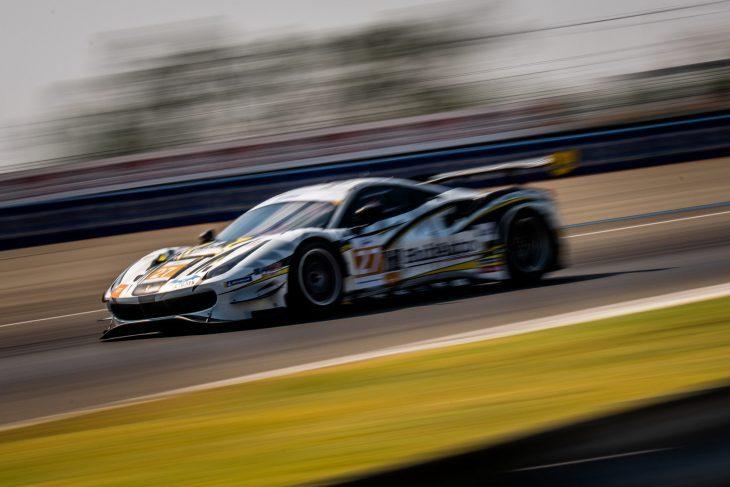 Kobayashi Joins HubAuto Racing For Spa 24 Hours