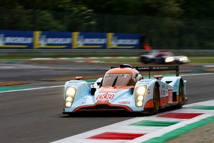 Podcast In Car With The Lola Aston Martin Lmp1 Dailysportscar Com
