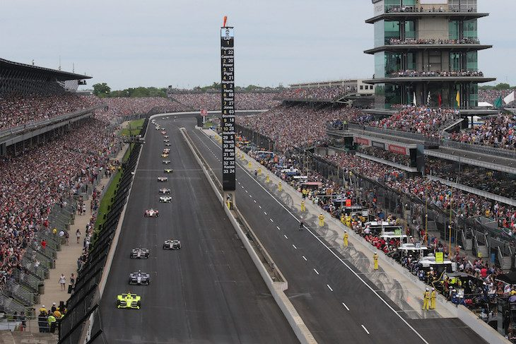 IndyCar Adds Third Race At Indianapolis Motor Speedway For 2020 Season