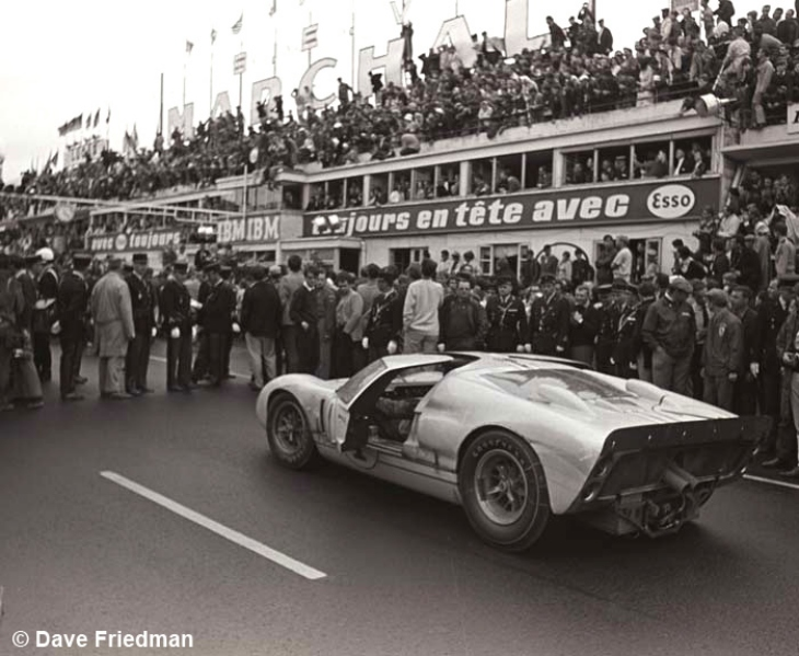 From The Archives Who Really Won Le Mans 66 Dailysportscar Com