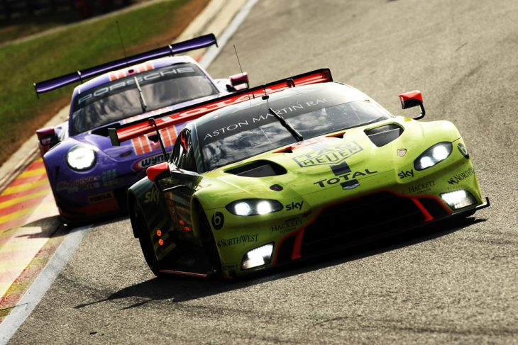 Gte Sees Fuel Stop Timings Equalised For Le Mans Lm24 Bop Released Too Dailysportscar Com