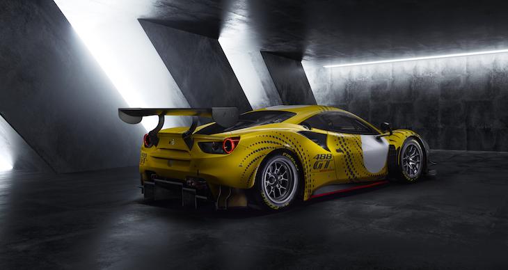 New In 2020 Ferrari 488 Gt Modificata Dailysportscar Com