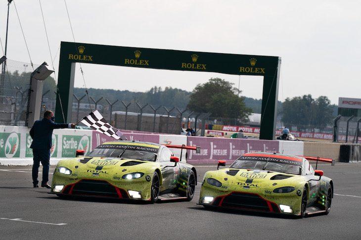 Aston Martin Cease Factory Gte Pro Programme Dailysportscar Com