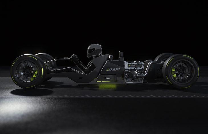 Peugeot 2022 Le Mans hypercar to use 670bhp hybrid V6