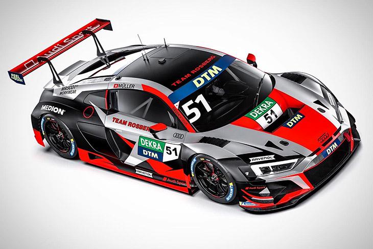GT News Notebook: DTM, ADAC GT Masters & GT4 European ...