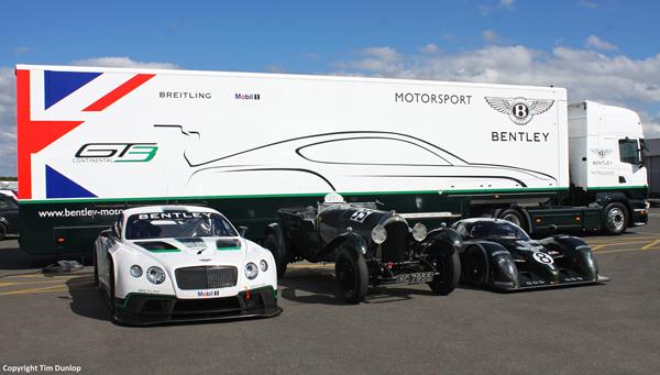 Bentley 22