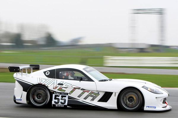 G55 GT4 2