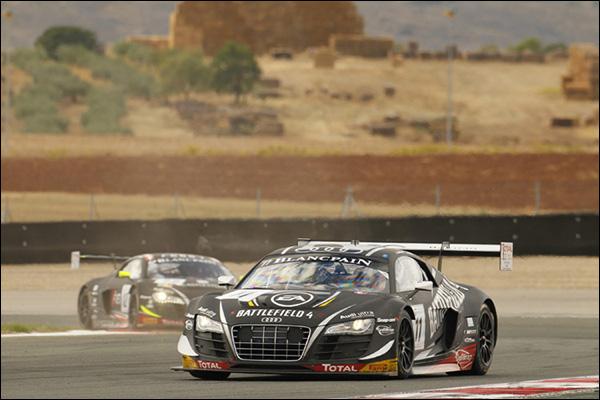 FIA GT Series 2013 Navarra