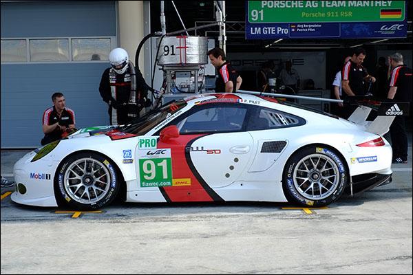 2014 Spec Porsche 911 Rsr Dailysportscar