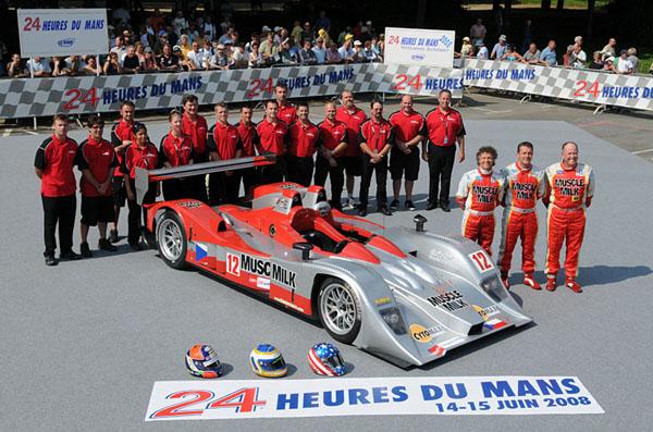 Muscle Milk Le Mans