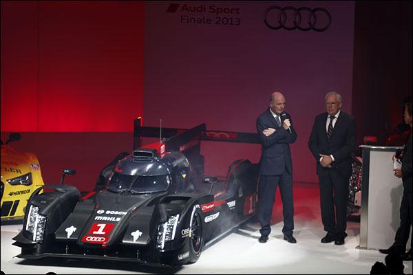 Audi Sport Finale 2013