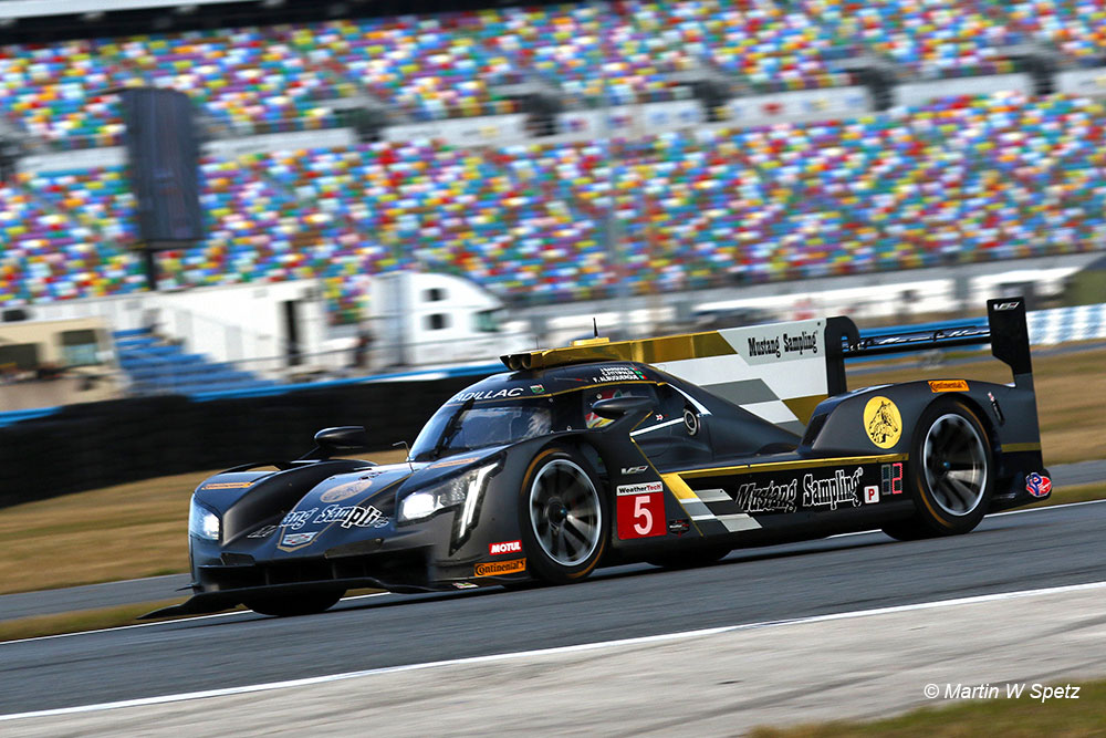Joao Barbosa Ipaldi And Action Express All Claim Their Third Rolex 24 Hours Win Have Always Take Wins