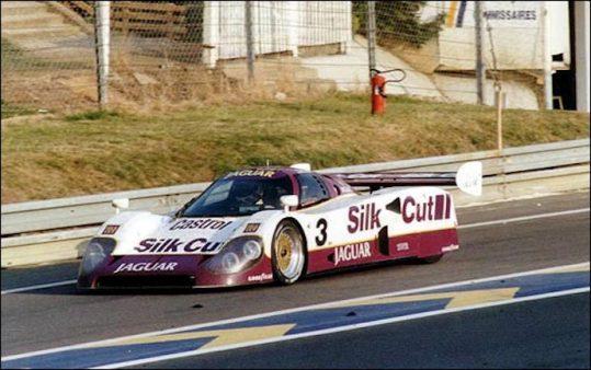 DSC Retro: Jaguar XJR 12 Retrospective   dailysportscar.com